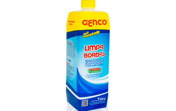 Limpa bordas Genco